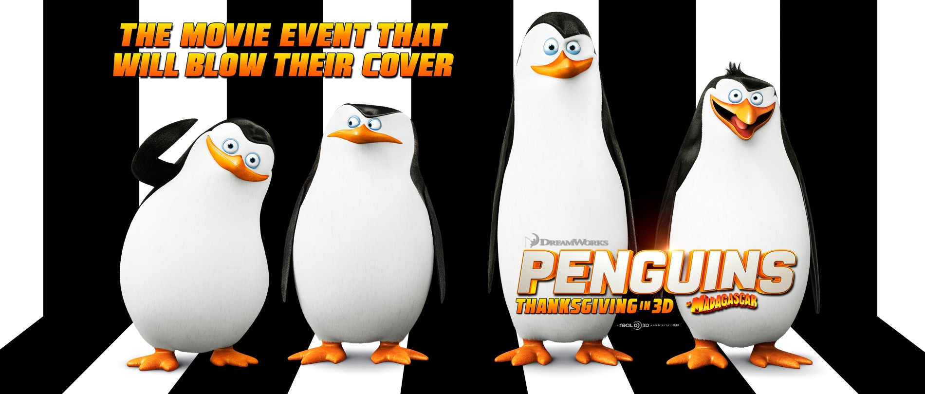 Penguins Of Madagascar 2014 The Animated Film Industry