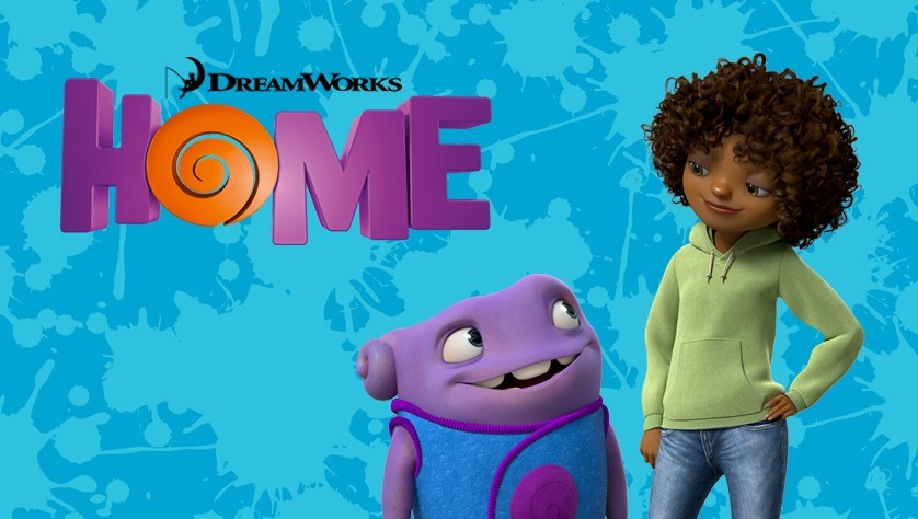 Home (2015) Facts and Movie References | Animated Film Industry